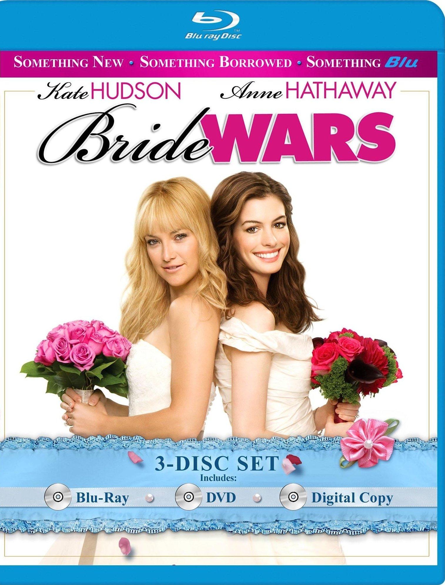 Война невест. Обложка с сайта kinopoisk.ru