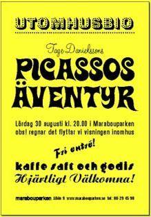 Приключение Пикассо. Обложка с сайта ipicture.ru