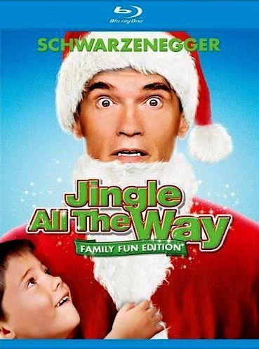 Подарок на Рождество. Обложка с сайта blu-ray.com
