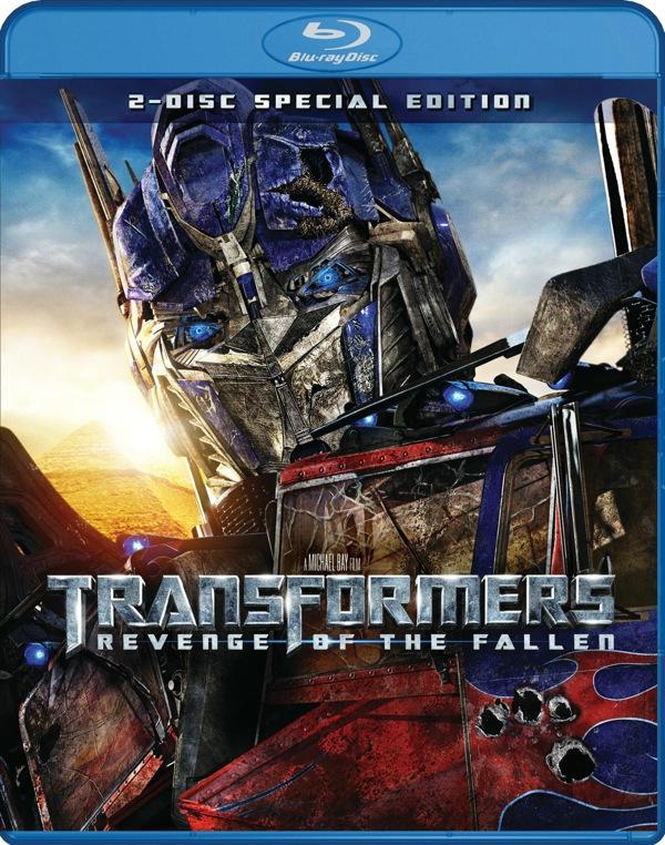 Трансформеры 2: Месть падших. Обложка с сайта x264-bb.com