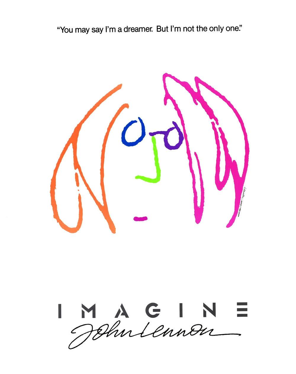 Представьте себе: Джон Леннон. Обложка с сайта kino-govno.com
