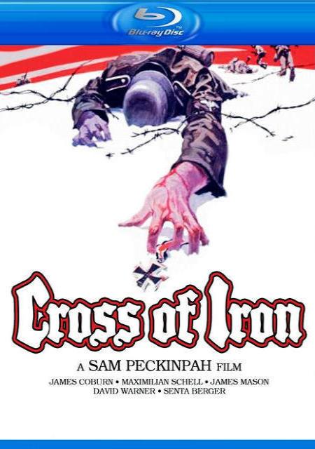 Железный крест. Обложка с сайта amazon.de