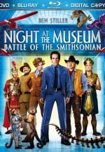 Ночь в музее 2. Обложка с сайта blu-ray.com