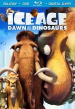 Ледниковый период 3: Эра динозавров. Обложка с сайта blu-ray.com