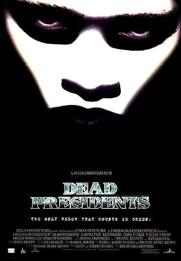 Мертвые президенты. Обложка с сайта kino-govno.com