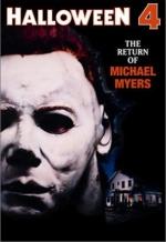 Хэллоуин 4: Возвращение Майкла Майерса. Обложка с сайта imageshost.ru