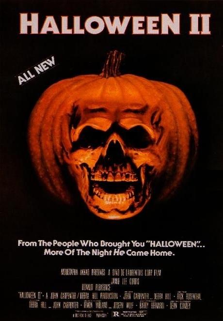 Хэллоуин 2. Обложка с сайта amazon.com