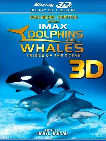 Дельфины и киты. Постер с сайта kinopoisk.ru