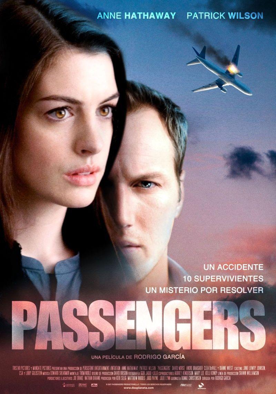 Пассажиры. Обложка с сайта amazon.com