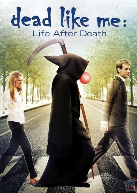 Мёртвые как я: Жизнь после смерти. Обложка с сайта keep4u.ru