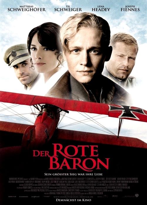 Красный Барон. Обложка с сайта amazon.co.uk