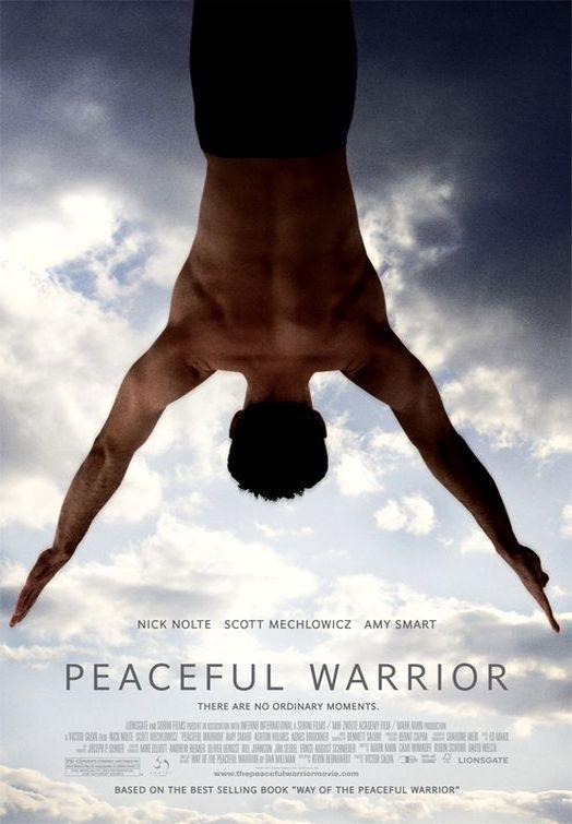Мирный воин. Обложка с сайта keep4u.ru