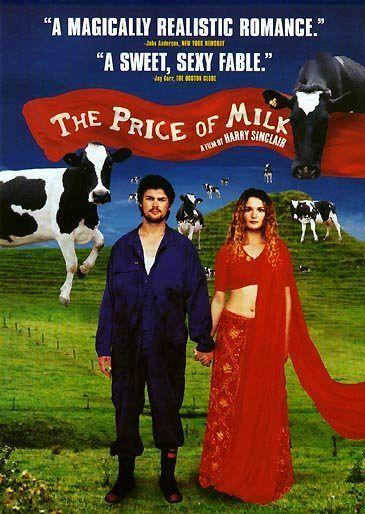 Цена молока. Обложка с сайта amazon.co.uk