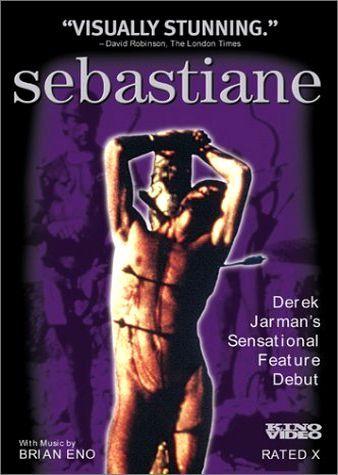 Себастьян. Обложка с сайта amazon.co.uk