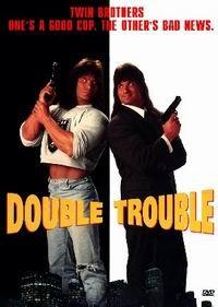 Двойные неприятности. Обложка с сайта amazon.co.uk