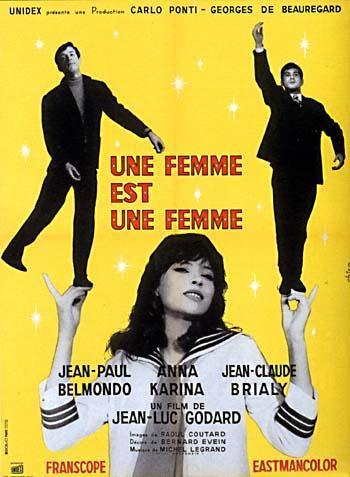 Женщина есть женщина. Обложка с сайта kino-govno.com
