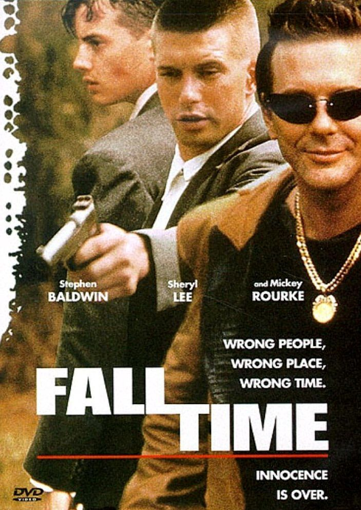 Время падения. Обложка с сайта kino-govno.com