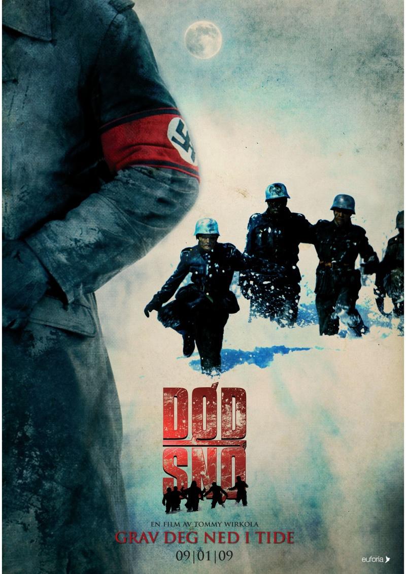 Операция «Мертвый снег». Постер с сайта kinopoisk.ru