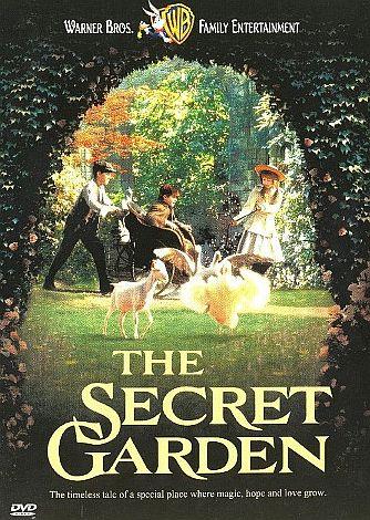 Таинственный сад. Обложка с сайта amazon.de