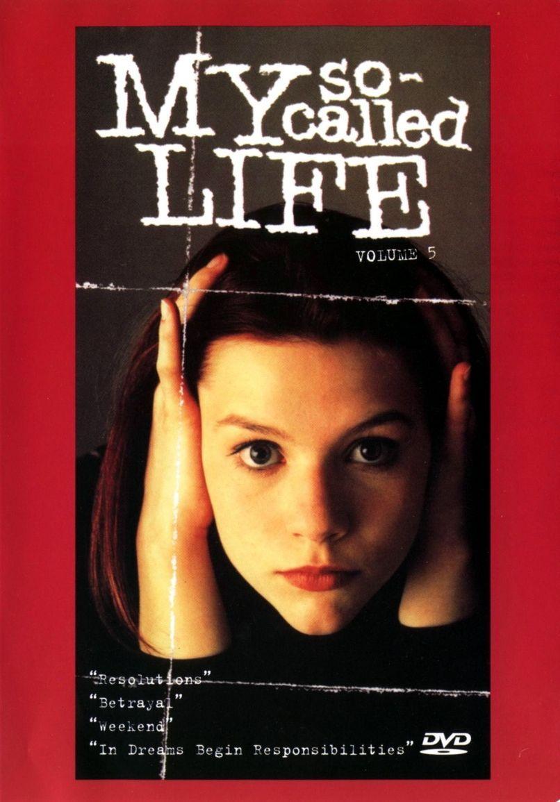 Моя так называемая жизнь. Обложка с сайта imageshost.ru