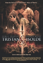 Тристан и Изольда. Постер с сайта kinopoisk.ru
