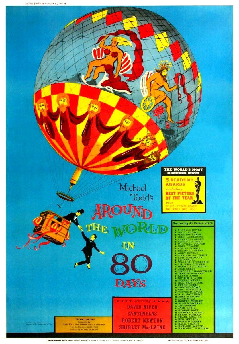 Вокруг Света за 80 дней. Обложка с сайта amazon.de