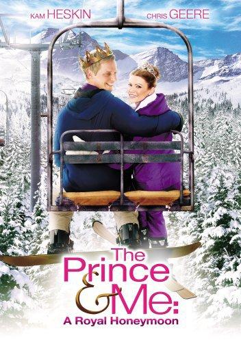 Принц и я 3: Медовый месяц. Обложка с сайта filmetari.com