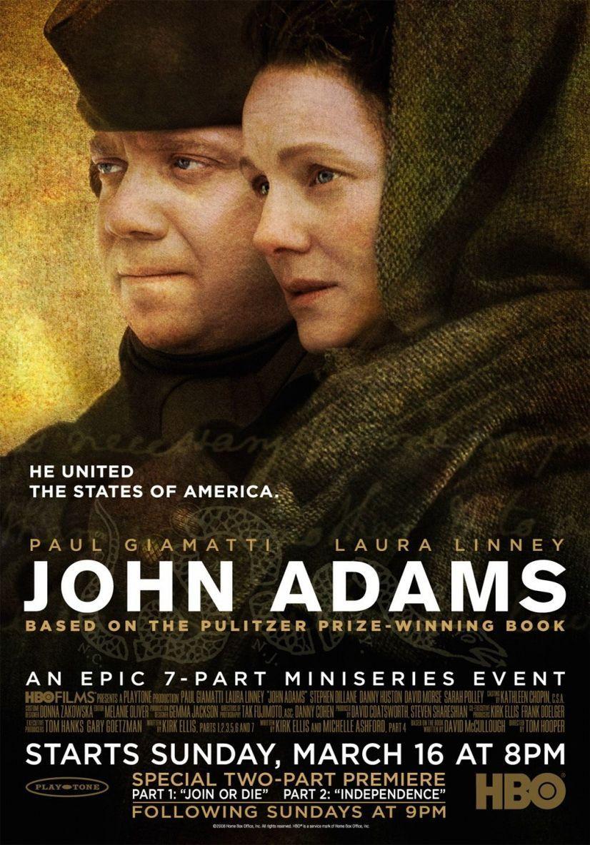 Джон Адамс. Обложка с сайта imageshost.ru