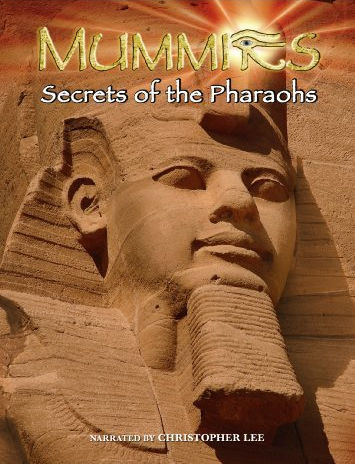 Мумии: Секреты фараонов 3D. Обложка с сайта radikal.ru