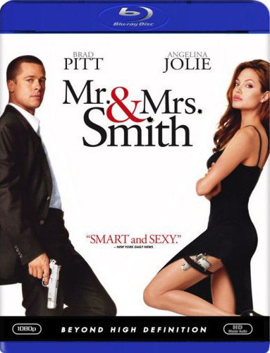 Мистер и миссис Смит. Обложка с сайта era-hd.ru