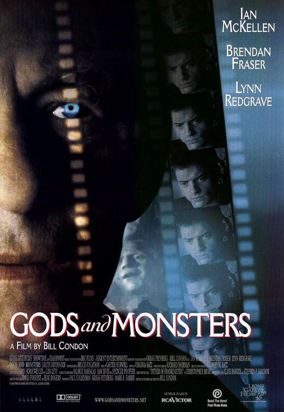 Боги и монстры. Обложка с сайта keep4u.ru