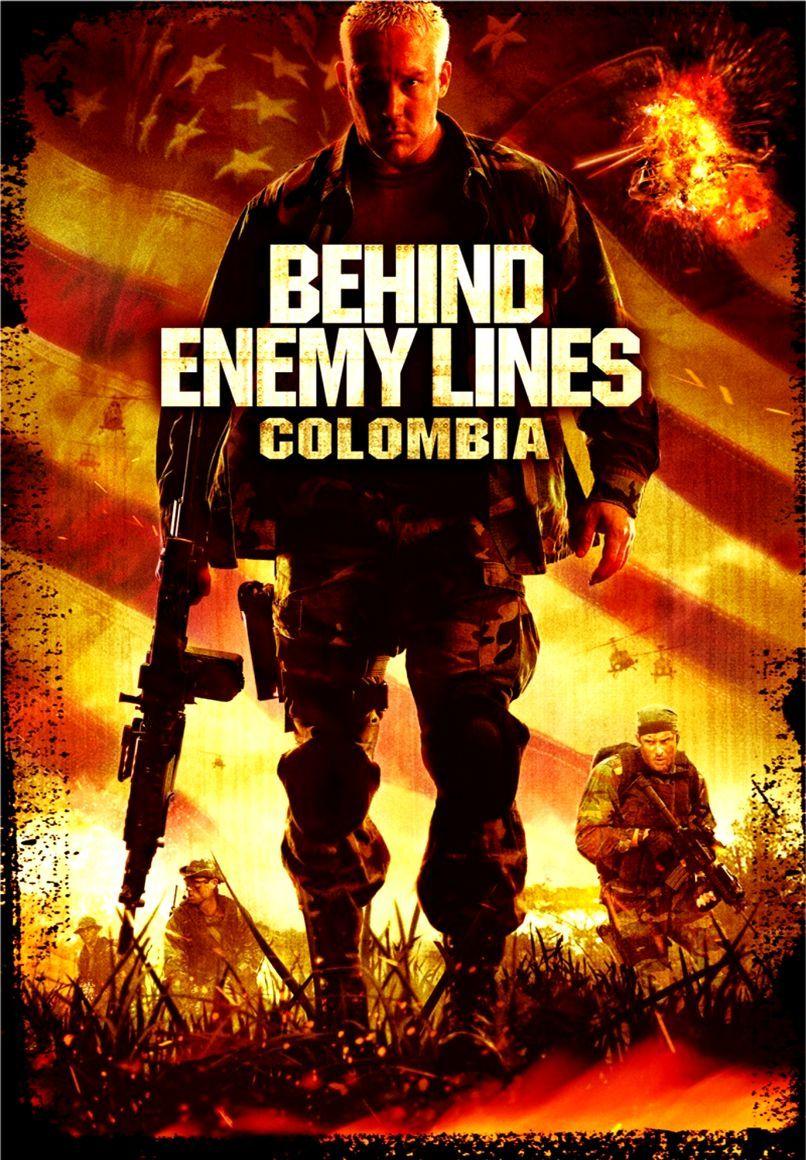 В тылу врага 3. Обложка с сайта amazon.com