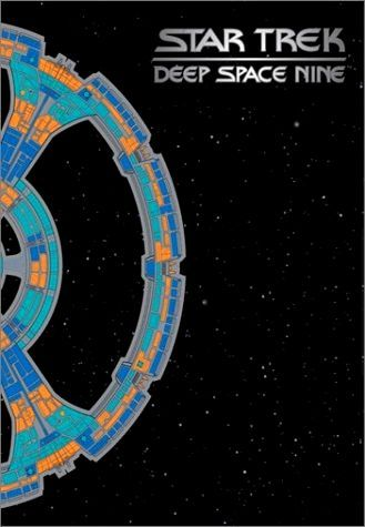 Звездный путь: Дальний Космос 9. Обложка с сайта kinopoisk.ru