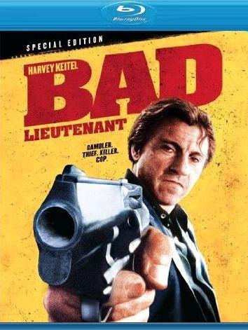 Плохой лейтенант. Обложка с сайта amazon.co.uk