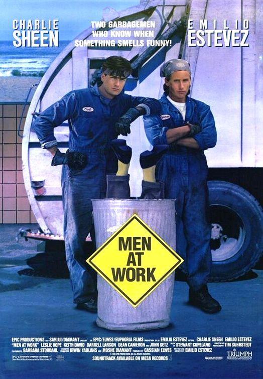 Мужчины за работой. Обложка с сайта kinopoisk.ru