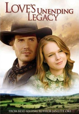 Бесконечное наследство любви. Обложка с сайта amazon.co.uk