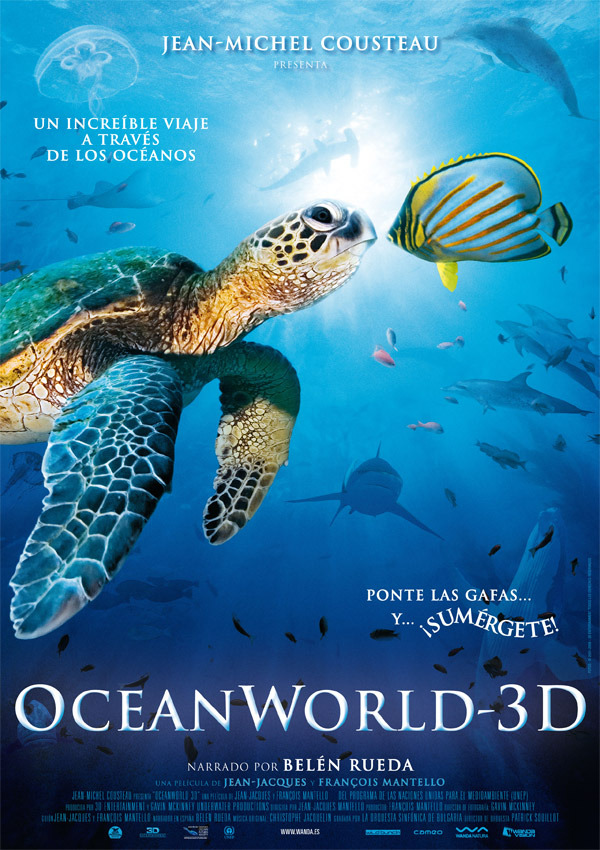 Большое путешествие вглубь океанов. Постер с сайта kinopoisk.ru