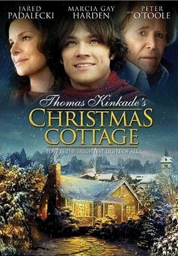Рождественский коттедж. Обложка с сайта amazon.co.uk