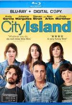 Сити-Айленд. Обложка с сайта blu-ray.com