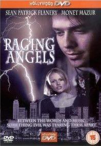 Разгневанные ангелы. Обложка с сайта amazon.com