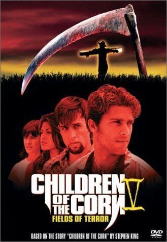 Дети кукурузы 5: Поля страха. Обложка с сайта kino-govno.com