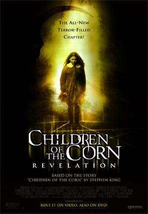 Дети кукурузы: Апокалипсис. Обложка с сайта kino-govno.com
