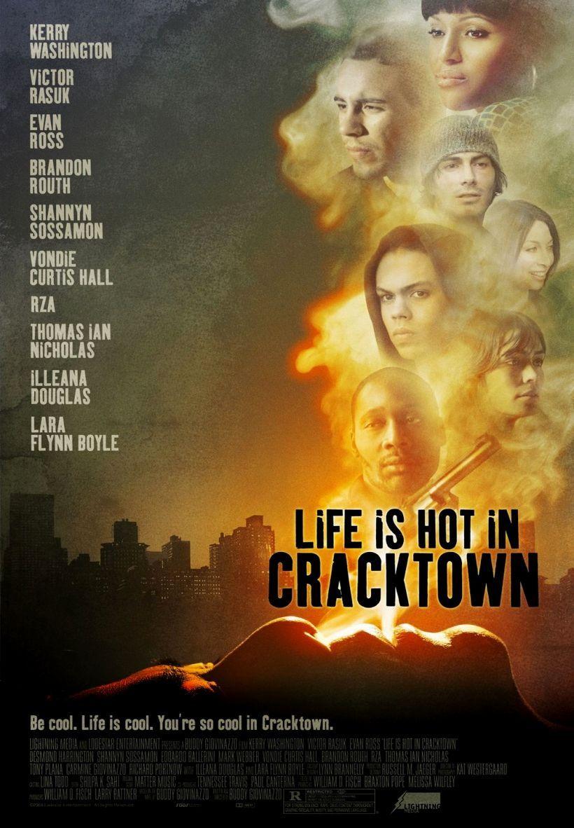 Веселая жизнь в Крэктауне. Обложка с сайта amazon.co.uk