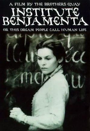 Институт Бенжамента или Эту мечту люди зовут человеческой жизнью. Обложка с сайта kino-govno.com