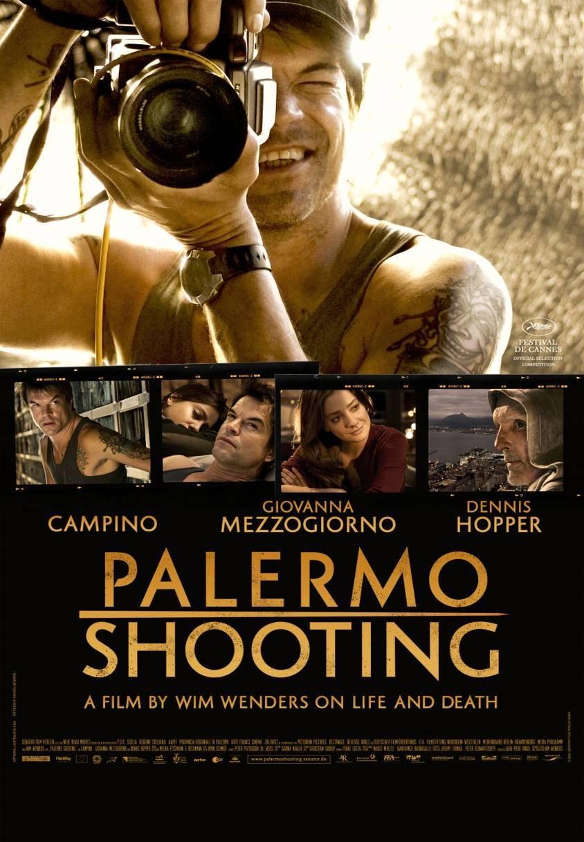Съемки в Палермо. Обложка с сайта amazon.de