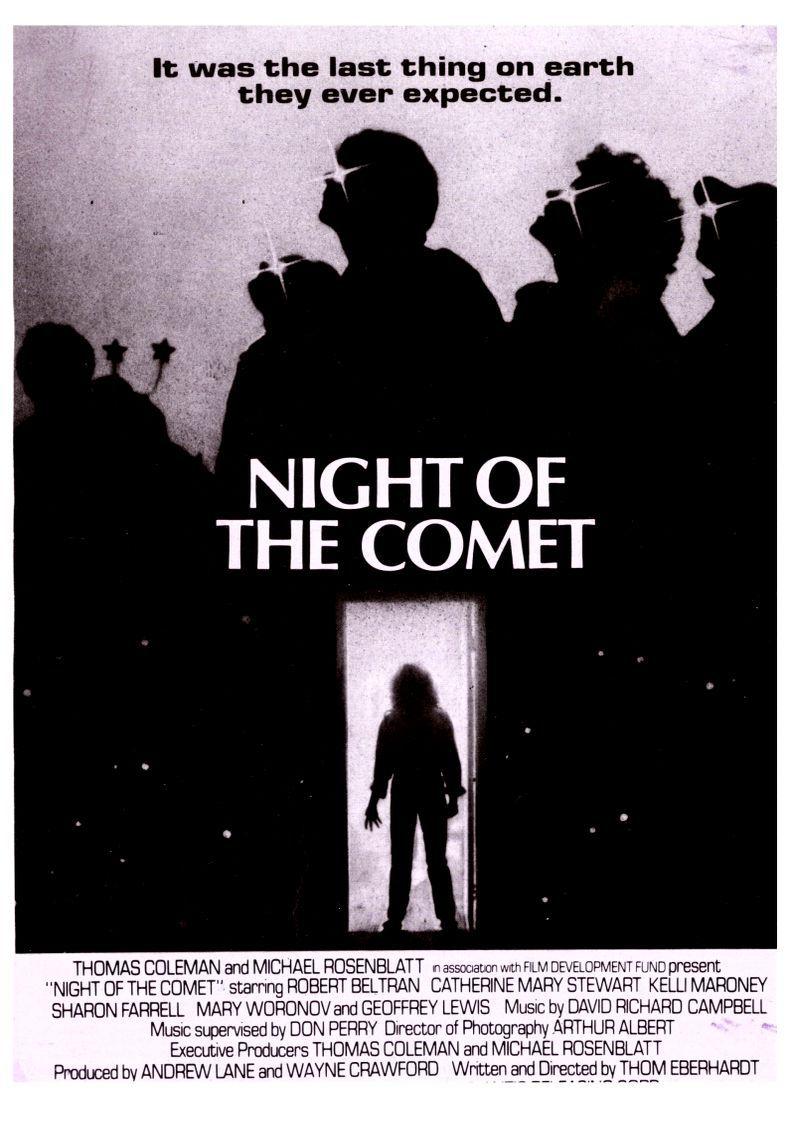 Ночь кометы. Обложка с сайта kino-govno.com