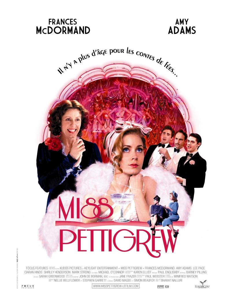 Мисс Петтигрю. Обложка с сайта radikal.ru