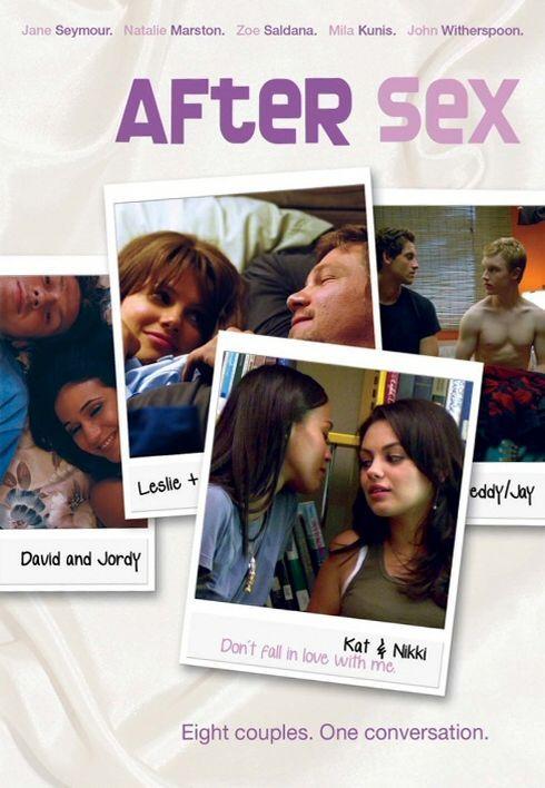 После секса. Обложка с сайта amazon.de