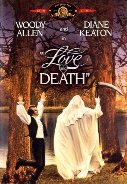 Любовь и смерть. Обложка с сайта radikal.ru