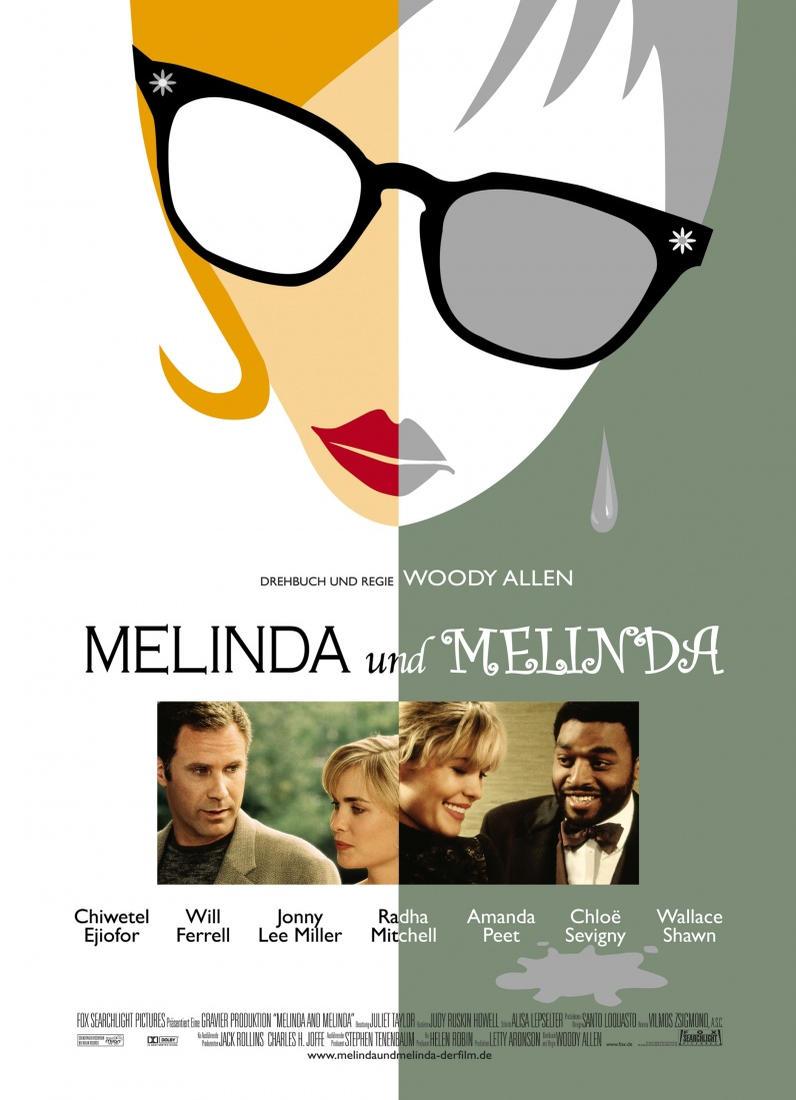 Мелинда и Мелинда. Обложка с сайта imageshost.ru